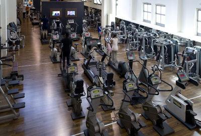 Sala fitness - 10