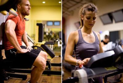Sala fitness - 11