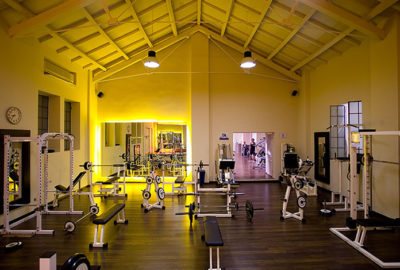 Sala fitness - 2