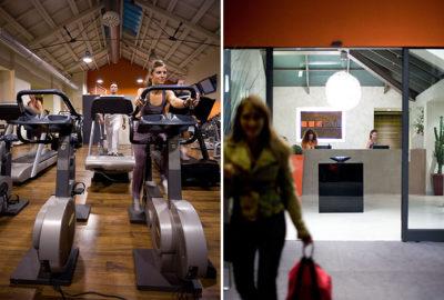 Sala fitness - 3