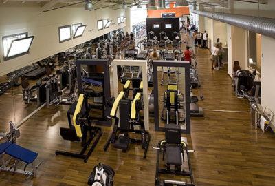 Sala fitness - 4