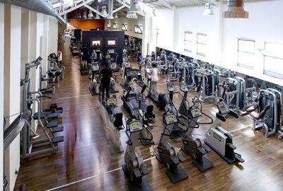 Sala fitness - 5