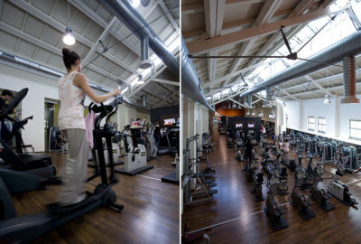 Sala fitness - 6