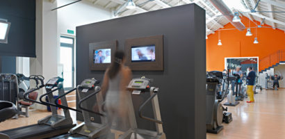 Le Club - Sala fitness