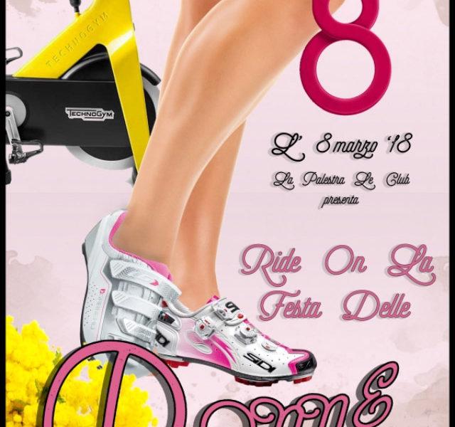 Le Club - Pedalata rosa