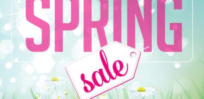 Le Club - Spring Sale