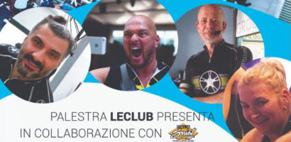 Palestra Le Club - Swim Ride