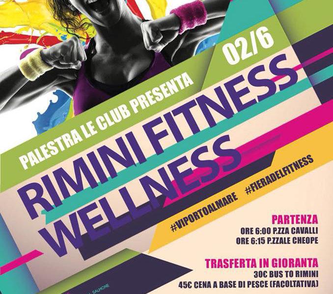 Palestra LeClub - Gita a Rimini 2018