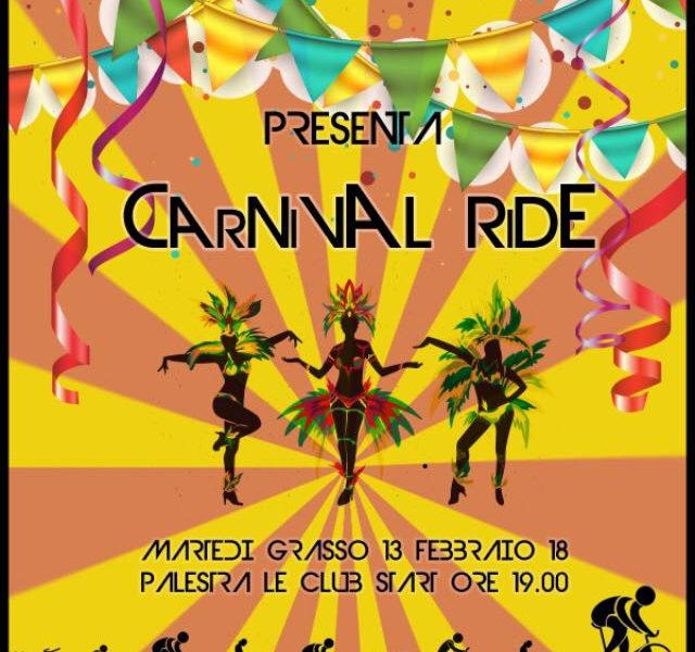 Palestra Le Club - Carnival Ride